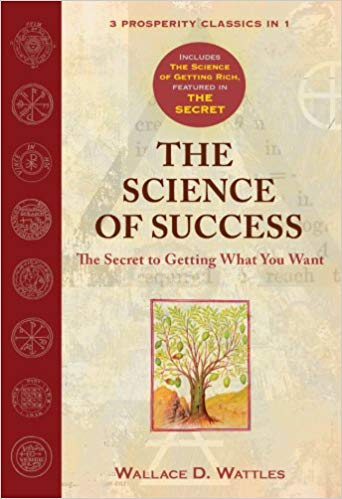 Law of Attraction book - The Science of Success.
