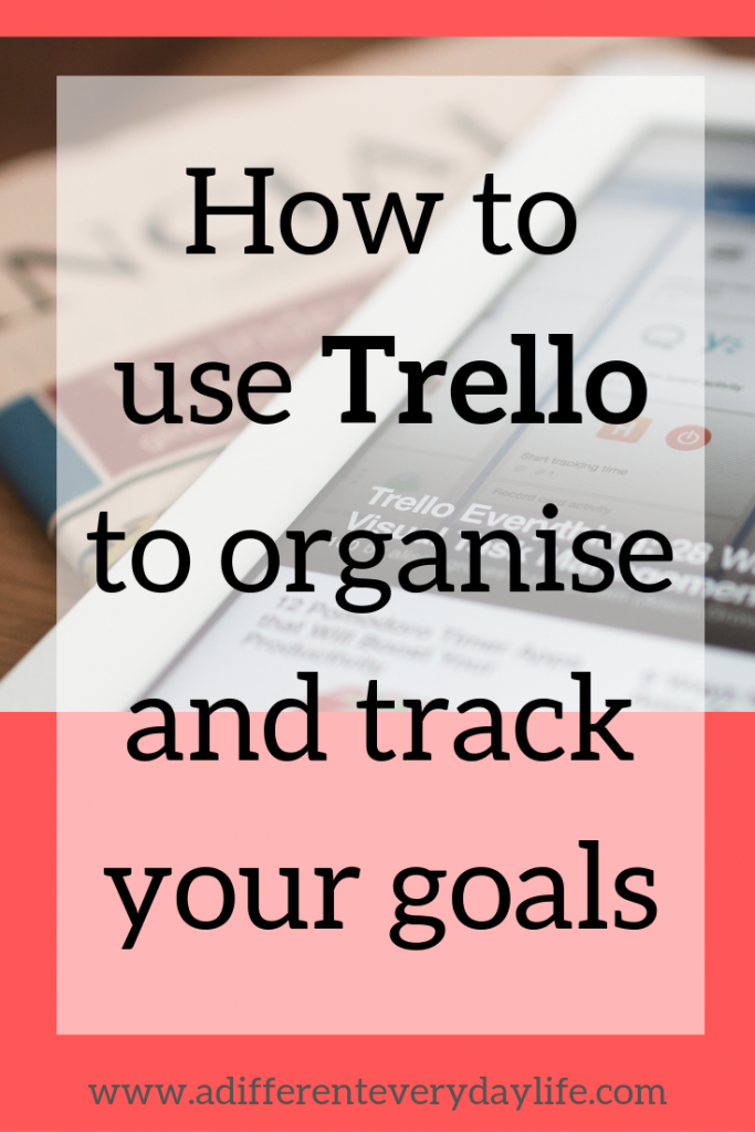 How to use Trello to achieve our goals