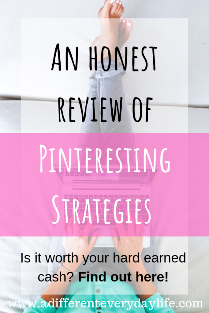 An honest review of Pinteresting Strategies - is it worth it?