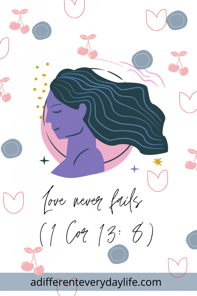 Self love quotes - love never fails